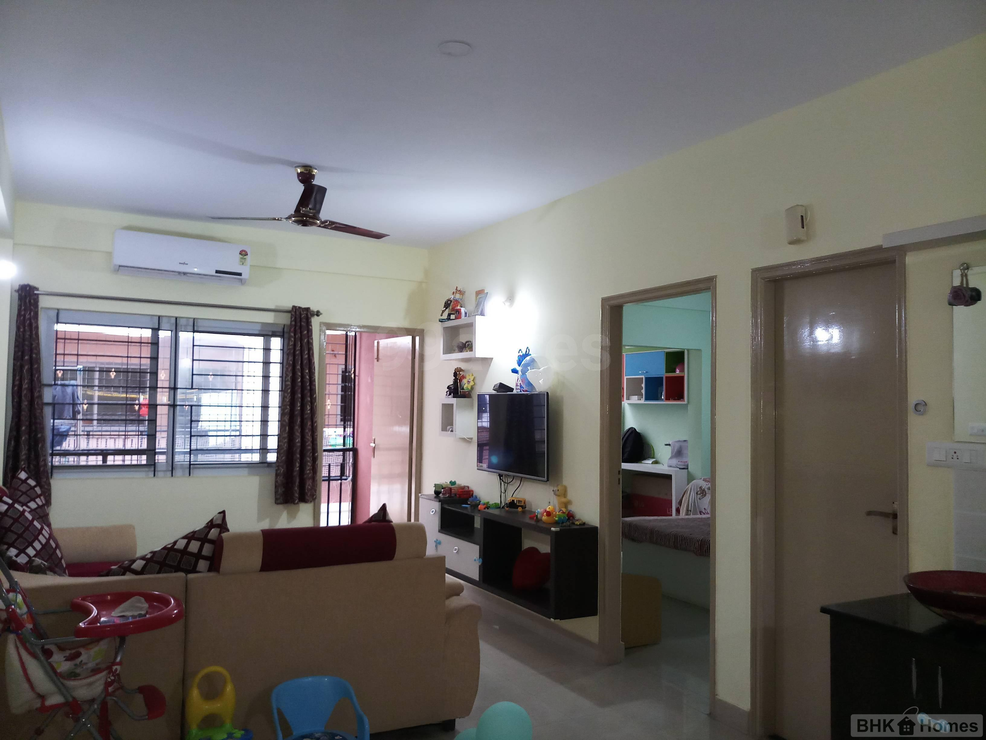2 BHK  Residential Apartment for Sale in Ashish JK apartments, Thubarahalli, , Bangalore East, Bangalore