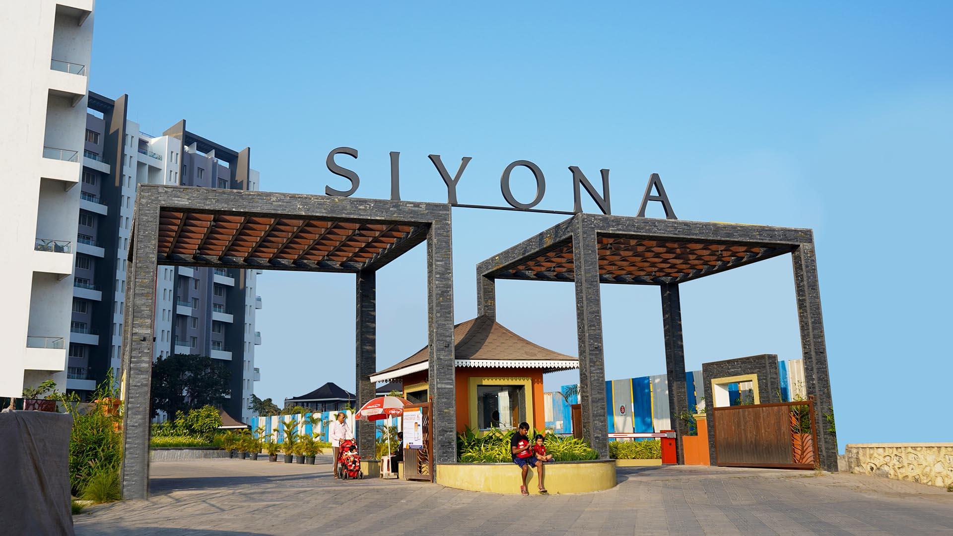 Siyona Phase I & II