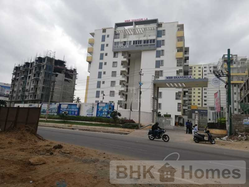 2 BHK Apartment for Sale in Doddaballapur Road