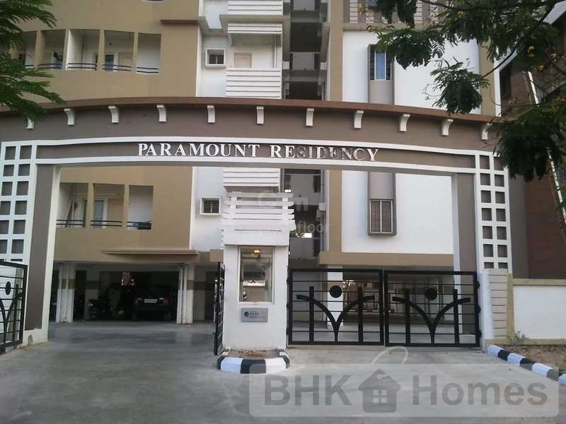3 BHK Apartment for Sale in Upparpally