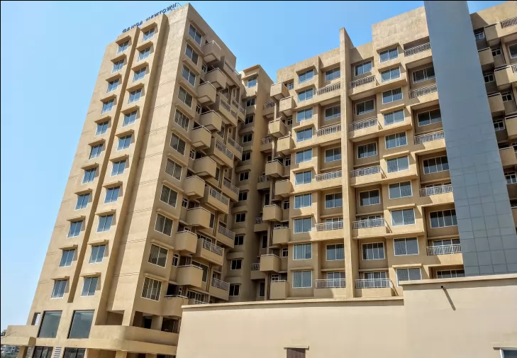 2 BHK Resale Apartment for Sale in Dhanori, Pune