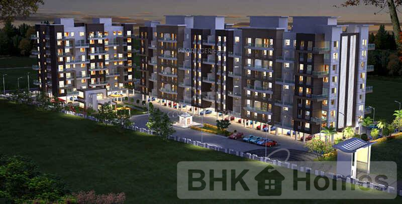 1.5  BHK Apartment for Sale  in Wagholi