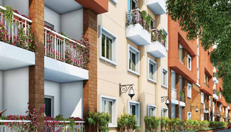 2 BHK Apartment for Sale in Jakkur