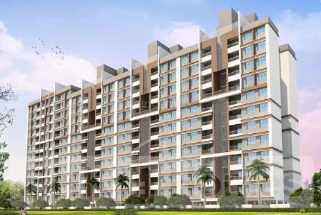 2 BHK flat for sale in Kumar Palaash A