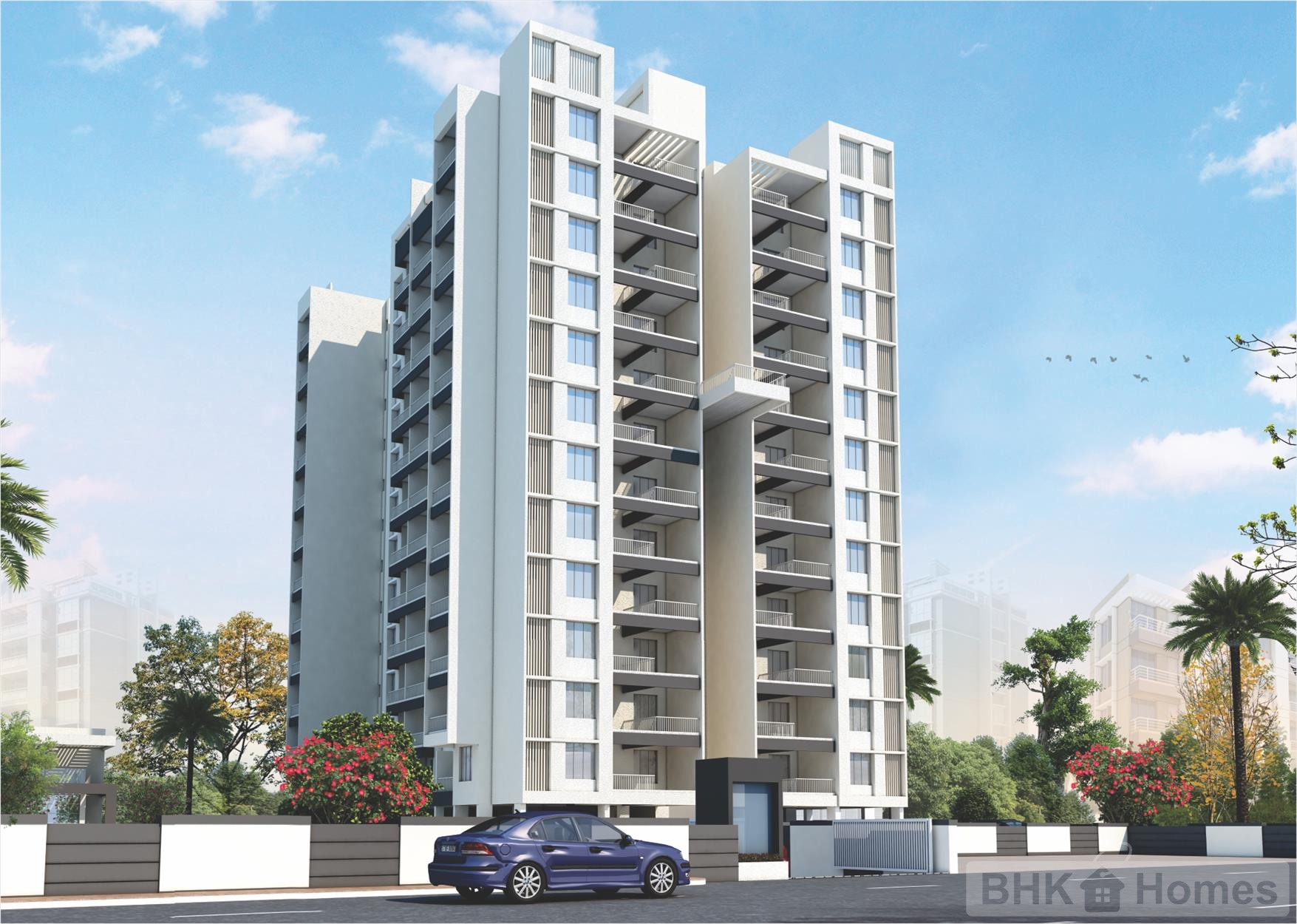 1 BHK Resale Apartment for Sale at  Pirangut