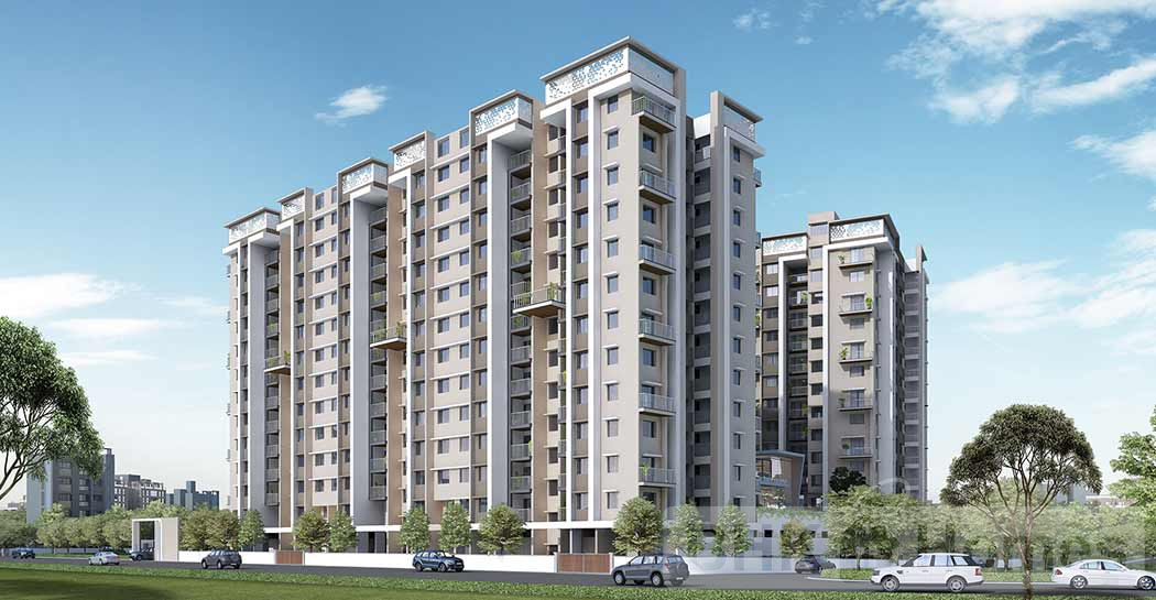 2 BHK Flat for sale in Kharadi, Pune