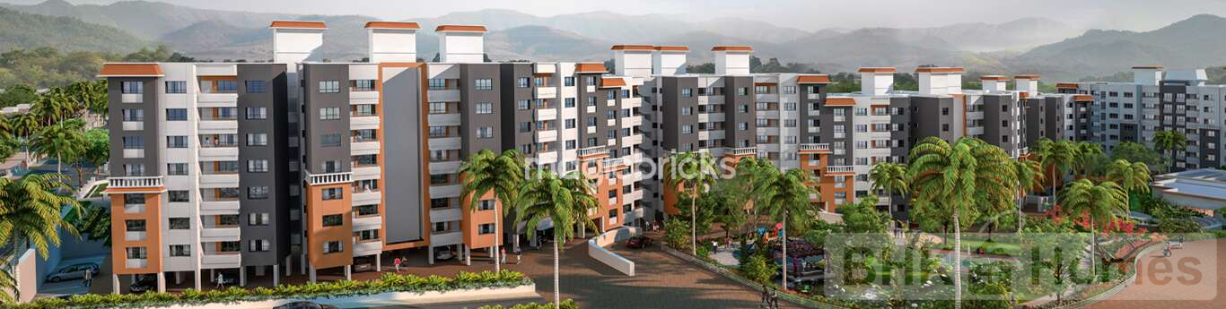 3 BHK Flat for sale in Talegaon Dabhade, Pune