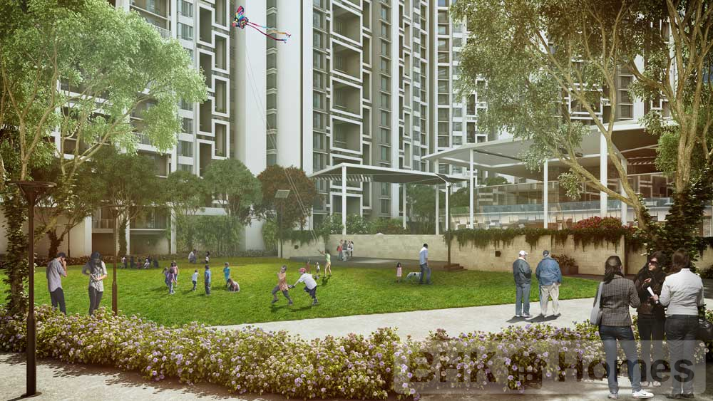 1 BHK Apartment for Rent Hiranandani Zen Maple in Powai