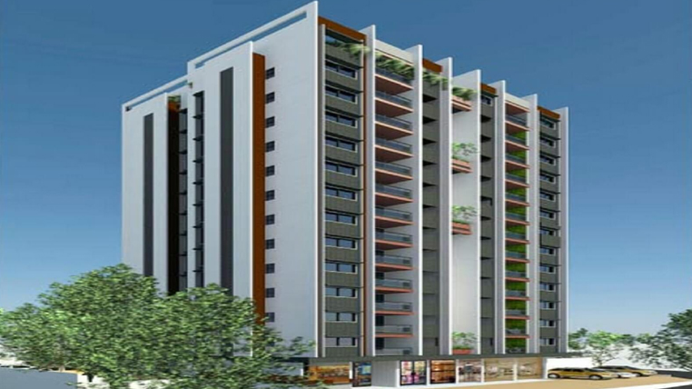 2 BHK flat for sale in Kumar Prajwal