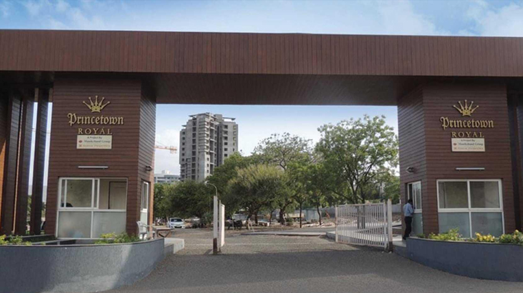 3 BHK flat for sale in Kumar Princetown Royal