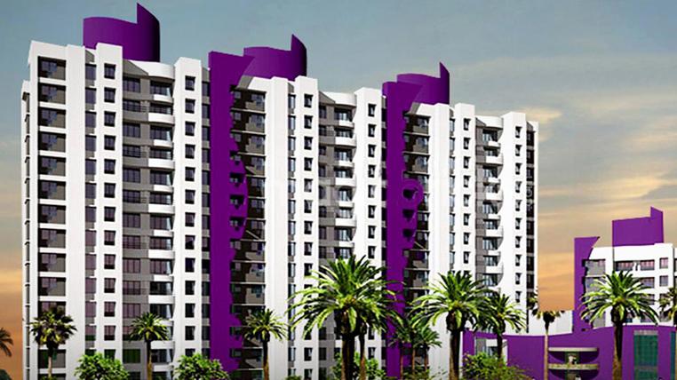 3 BHK flat for sale in Puraniks Skyvilla