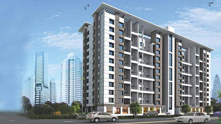 3  BHK flat for sale in Vilas Javdekar Yashwin Hinjawadi